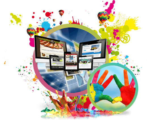 best mobile friendly web design company Bangalore